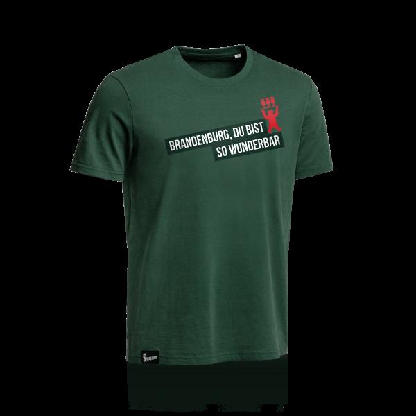 Berliner Pilsner Kiez-Shirt, grün